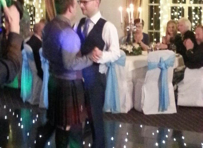 Congratulations to Greig and Rob